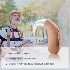 QT S Digital Super Power Hearing Aids Amplifier for Adult & Seniors Complete Set