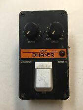 Yamaha PH-01 Analog Phaser Shifter Rare Vintage Guitar Effect Pedal MIJ Japan