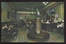 POSTCARD VICTORIA CANADA LOBBY/LOUNGE INTERIOR VIEW 1907