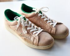 Rare ADIDAS Stan Smith UK9 Super Doux Cuir