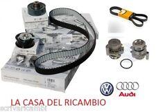 KIT DISTRIBUZIONE ORI VW + POMPA A4 A3 PASSAT GOLF 6 1.6 TDI CAY 2.0 TDI CFF