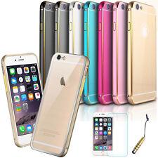 High Quality Aluminum Metal Luxury Slim Case for Apple iPhone 6 / 6 Plus #A4