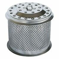 Lotus Grill Perforated Metal Charcoal Container for Replacement w/ Tracking NEW