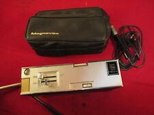 Vintage Magnavox Cassette Tape Recorder Model 1V9019 WORKS 1969-?