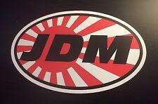JDM Euro Sticker Decal Vinyl JDM Drift Lowered illest Rising Sun