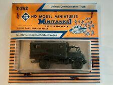 NEW Roco Minitanks #242 Modern West German Unimog Communications Truck 1/87