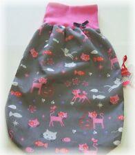 Niciart ♥ nuevo pucksack ♥ bebé saco de dormir ♥ Katz & ratón ♥ algodón & Molton o jersey ♥