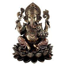 1 Ft Large Ganesh Statue - Big Ganesha Hindu God Lord Ganpati Idol gift art