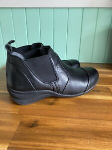 Colorado  Ladies Size 8 Leather Boots As New