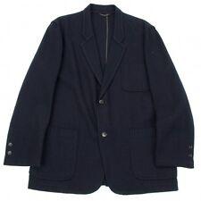 COMME des GARCONS HOMME Wool Nylon Jacket Size M(K-42817)