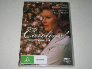 Caroline? - Stephanie Zimbalist - Brand New & Sealed - Region 4 - DVD