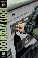 Doomsday Clock #11 Eye Of OMAC DC Comic 1st Print 2019 unread NM
