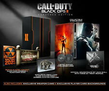 Collectibles - XBOX 360 Call of Duty Black Ops II Hardened Edition
