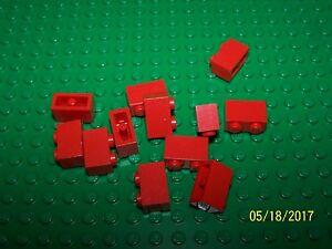 Lego 1x2 Brick Qty 12 (3004) - Pick your color