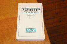 Psychology & Medical Care Kent & Dalgleish Ballieres Concise Medical 0702011665
