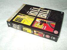 DVD Movie Kill Bill 1 & 2 Boxset