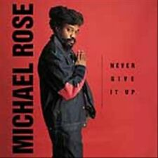 Never Give It Up by Michael Rose (CD, Apr-2001, Heartbeat) Free Shipping!