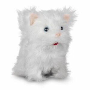 Cute Kitten Talking and Moving Interactive Plush Soft Toy Cat - Meows and Moves