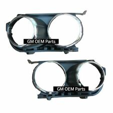 Chrome Bezel Head Lamp Protective Cover OEM Parts For GM Chevrolet Sonic 2012+