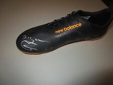 Tim Cahill (Australia) signed New Balance football boot (Right)  + COA