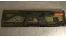 Operation Storm Force Combat Machine Pistol Green, Combat Action Sounds Toy Gun