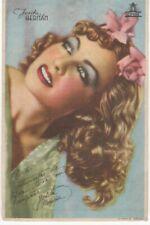 "Image / programme—Film ""Una chica de opereta""—Josita Hernan—Espagne—1949"