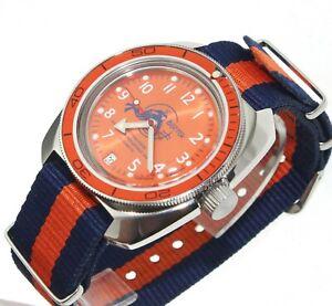 Vostok Amphibia diver watch 200m. sub. 710378