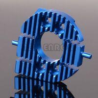 Aluminum 1/10 Motor Heat sink Mount Plate Blue For RC TAMIYA CC01 CC-01 CC018