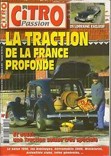 CITRO PASSION 18 ALPINE A210 CITROEN TRACTION CABRIOLET R5 TURBO 205 T16 204 C