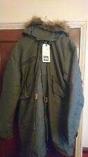 ALPHA INDUSTRIES  M65 Vintage Fishtail Parka xxlarge