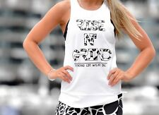 sizs xs strong lift wear  rise and grind singlet women's gym wear