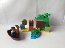LEGO Duplo Jake Pirat - Set 10512 - Nimmerlandpriaten Schatzinsel - TOP!