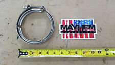 Garret GT-42 Stainless steel Turbo exhaust clamp