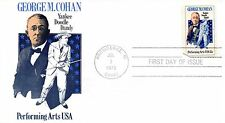 US FDC #1756 Cohan, Andrews (1445)