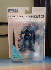 Bandai Gundam HGUC  Mobile Suit GM Sniper II Plastic Model RGM-79SP 3 inches