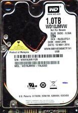 WD10JMVW-11AJGS3,  DCM:  HHKTJHN  WESTERN DIGITAL USB3 1TB WX81