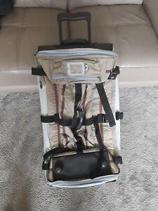 Quiksilver suitcase ..genuine...