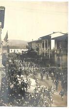WW1 FOTO FUNERALE PROCESSIONE SALMA MILITE IGNOTO #2