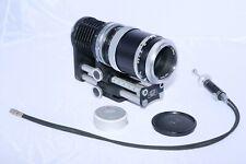 Carl Zeiss BELLOWS Tessar 115mm f3.5 MACRO lens. Complete Set.