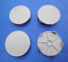 (6401 N) 4x Nabenkappen Nabendeckel Felgendeckel 68,0 / 65,0 mm grau