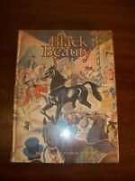 Anna Sewell Black Beauty hardcover illustrated Junior Library Fritz Eichenberg