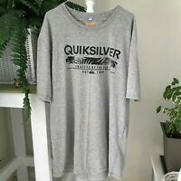 QUICK SILVER  - TSHIRT - XXXL - PRELOVED