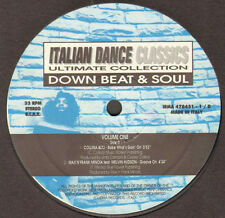 VARIOUS (DOUBLE DEE/SOLD OUT/TAMEKA STARR/SPACE 1) - Italian Dance Classics