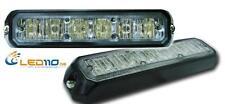Axixtech MS6 LED Frontblitzer Heckblitzer e-Zul. Straßenräumer Polizei Feuerwehr