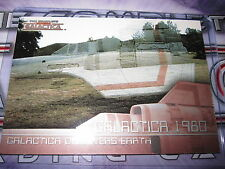THE COMPLETE BATTLESTAR GALACTICA SAISON 1 CHASE CARD SUBSET GALACTICA 1980 G3