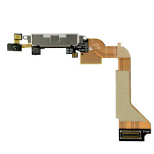 For Apple iPhone 4S - New Replacement System Connector/Dock Flex