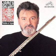 The Enchanted Forest: Melodies of Japan by James Galway (Flute) (CD, Feb-1990, R