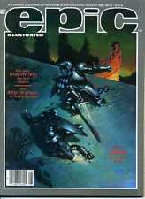 EPIC N° 13. 1982          MARVEL MAGAZINE OF FANTASY & SCIENCE-FICTION