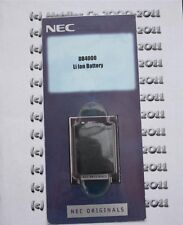 NEW+Genuine NEC DB4000 BATTERY - Original Part Number 50018748