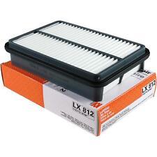 Original MAHLE / KNECHT Luftfilter LX 812 Air Filter